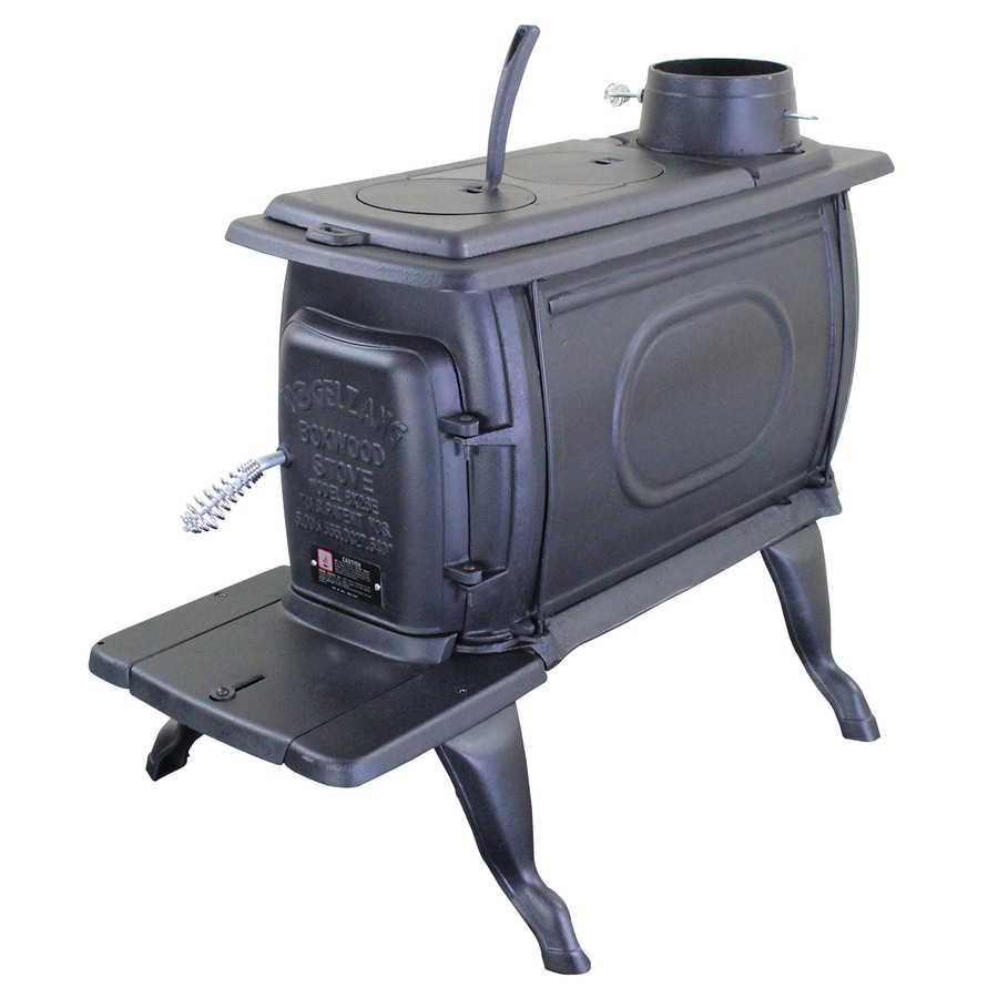 Shop Vogelzang 800 Sq Ft Wood Stove At Lowes Com