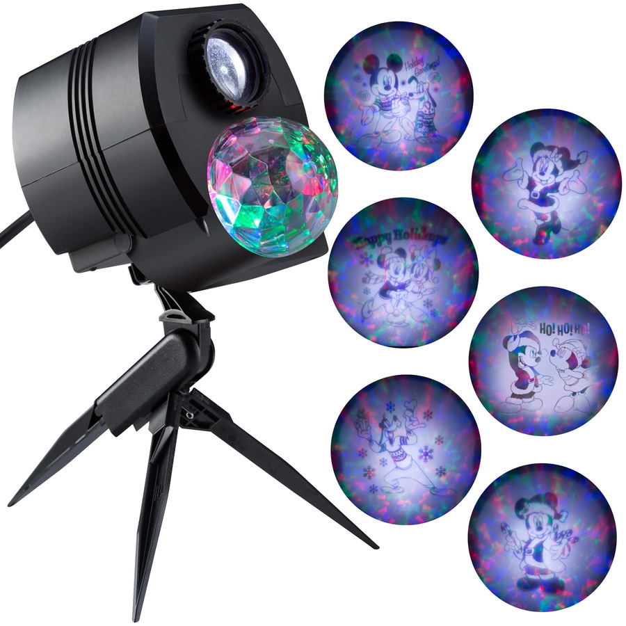 Shop Gemmy Lightshow Projection Multi-function Multicolor Led Multi ...
