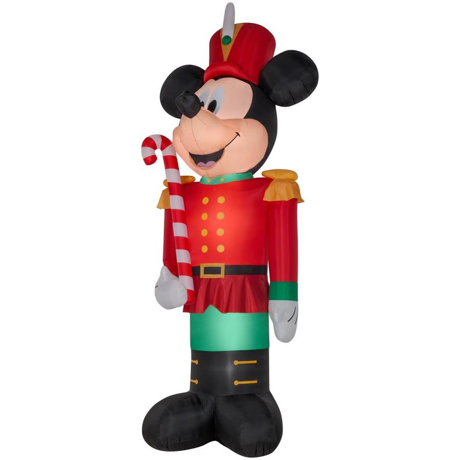 Shop Disney Airblown Mickey Toy Soldier At Lowes Com