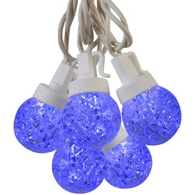 Gemmy Lighted Plastic Hanging String Lights Blue Led Lights  sc 1 st  Loweu0027s & Shop Outdoor Hanukkah Decorations at Lowes.com