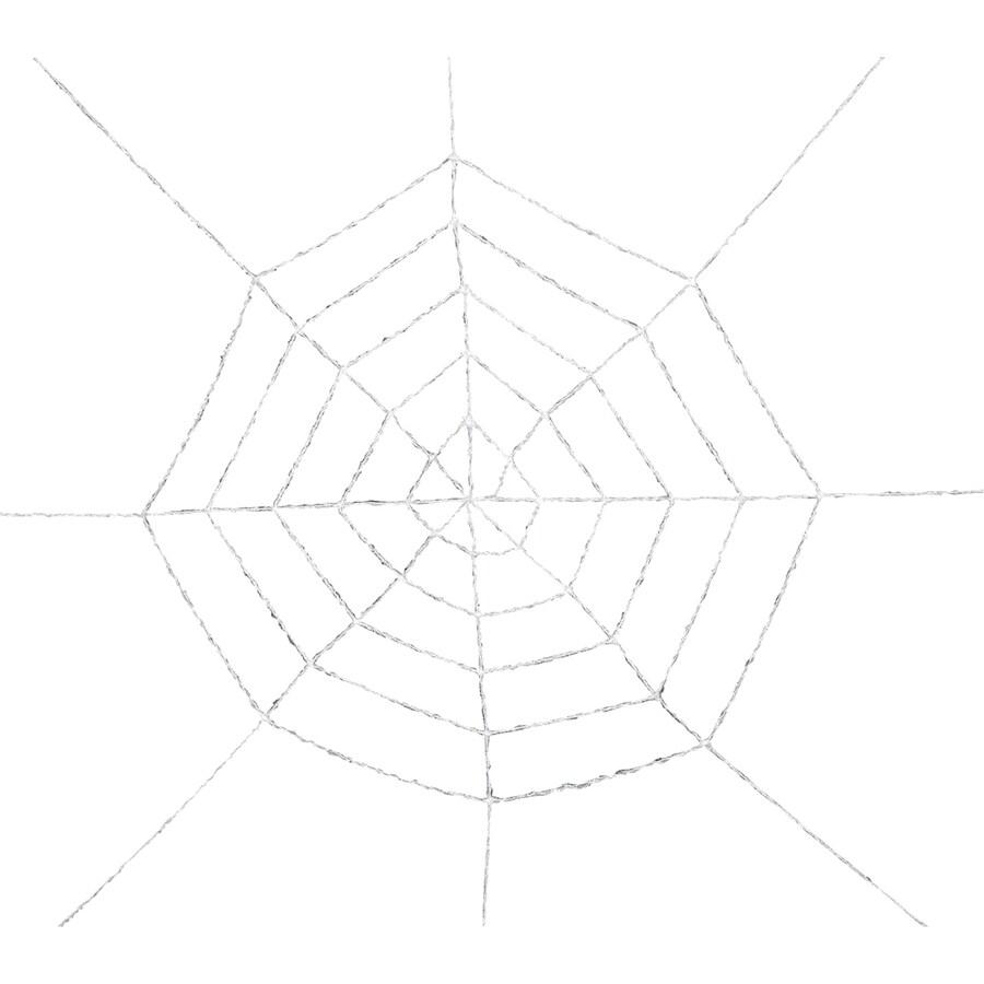 Gemmy Tinsel Spider Web Webbing