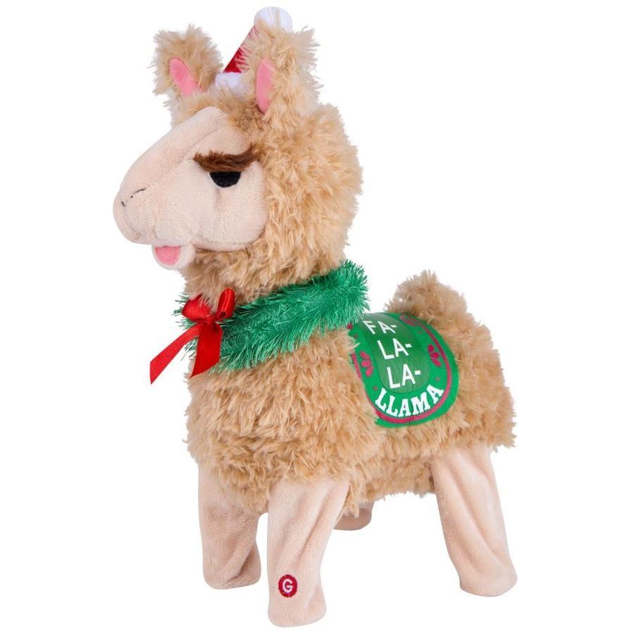 Holiday Living Animatronic Musical Dog Christmas Gift