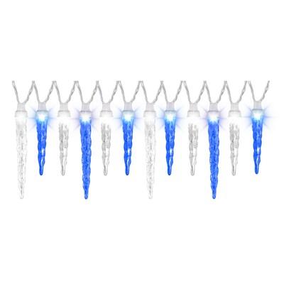 Gemmy Lightshow 12 Count Indoor Outdoor Multi Function Blue