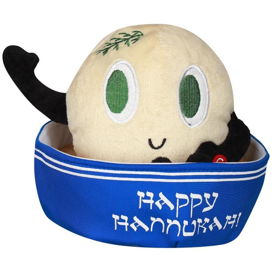 Gemmy SS Foodie Friends-Matzo Ball Soup