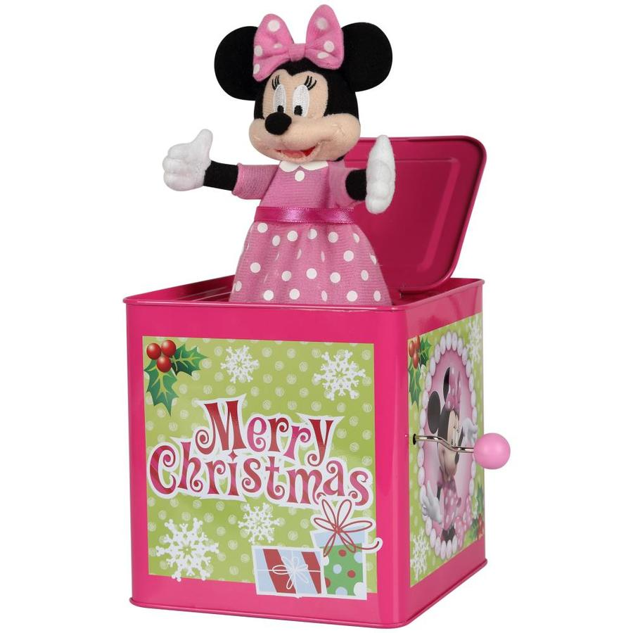 Shop Disney Disney Animatronic Musical Jack In The Box Christmas ...