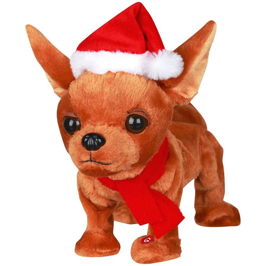 Holiday Living Animatronic Musical Chihuahua