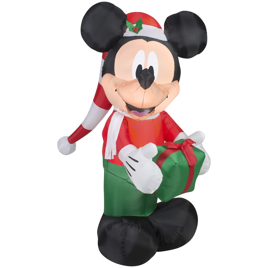 Mickey Mouse Christmas Decorations Lowes Psoriasisguru Com