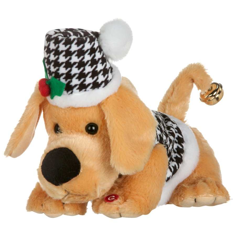 Holiday Living Animatronic Musical Dog