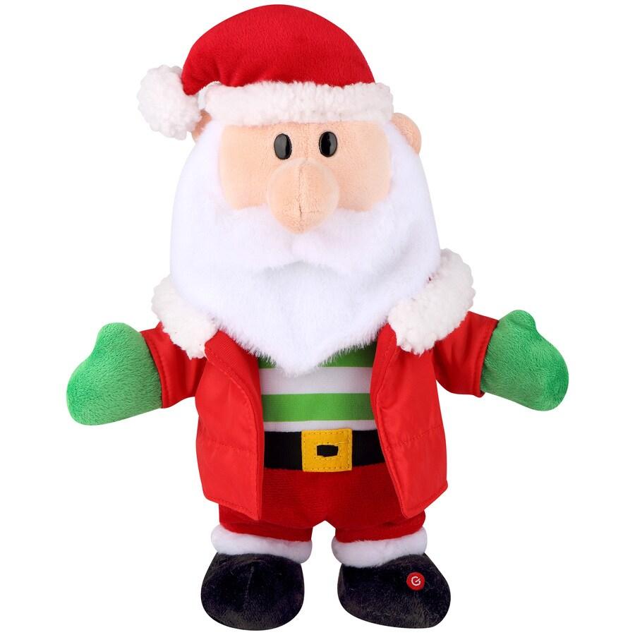 Holiday Living Animatronic Musical Santa