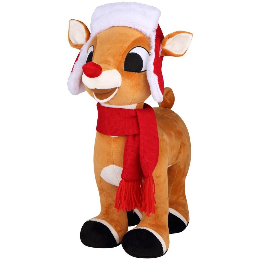 Gemmy Rudolph Greeter