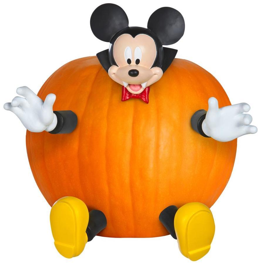 Gemmy Pumpkin Push-Ins