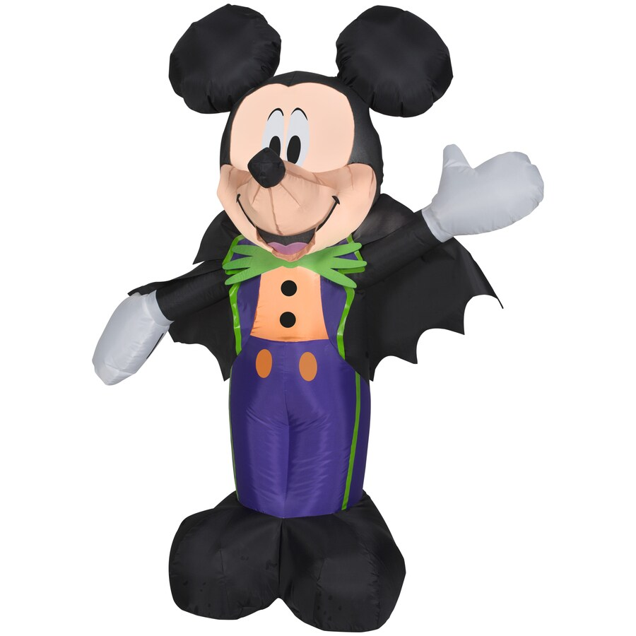gemmy 351 ft lighted mickey mouse halloween inflatable - Lowes Halloween Inflatables