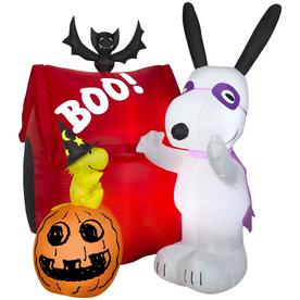 Halloween Inflatables At Lowes Com