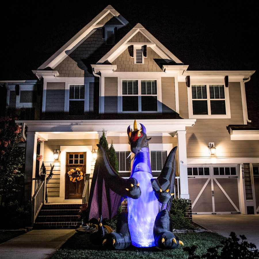 Inflatable Halloween Lawn Decorations