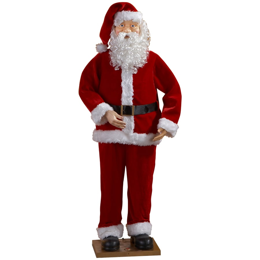 Gemmy Animatronic Musical Santa