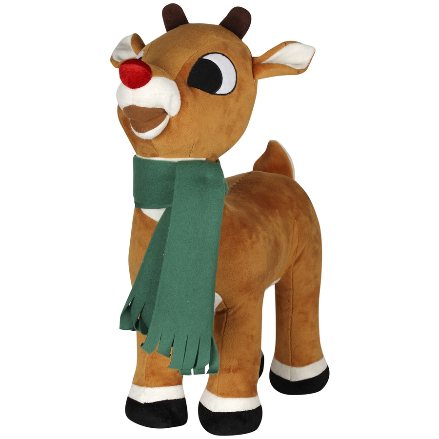 gemmy rudolph indoor christmas decoration