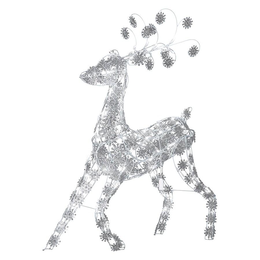 Gemmy 3-Ft. LED Sparkle Reindeer