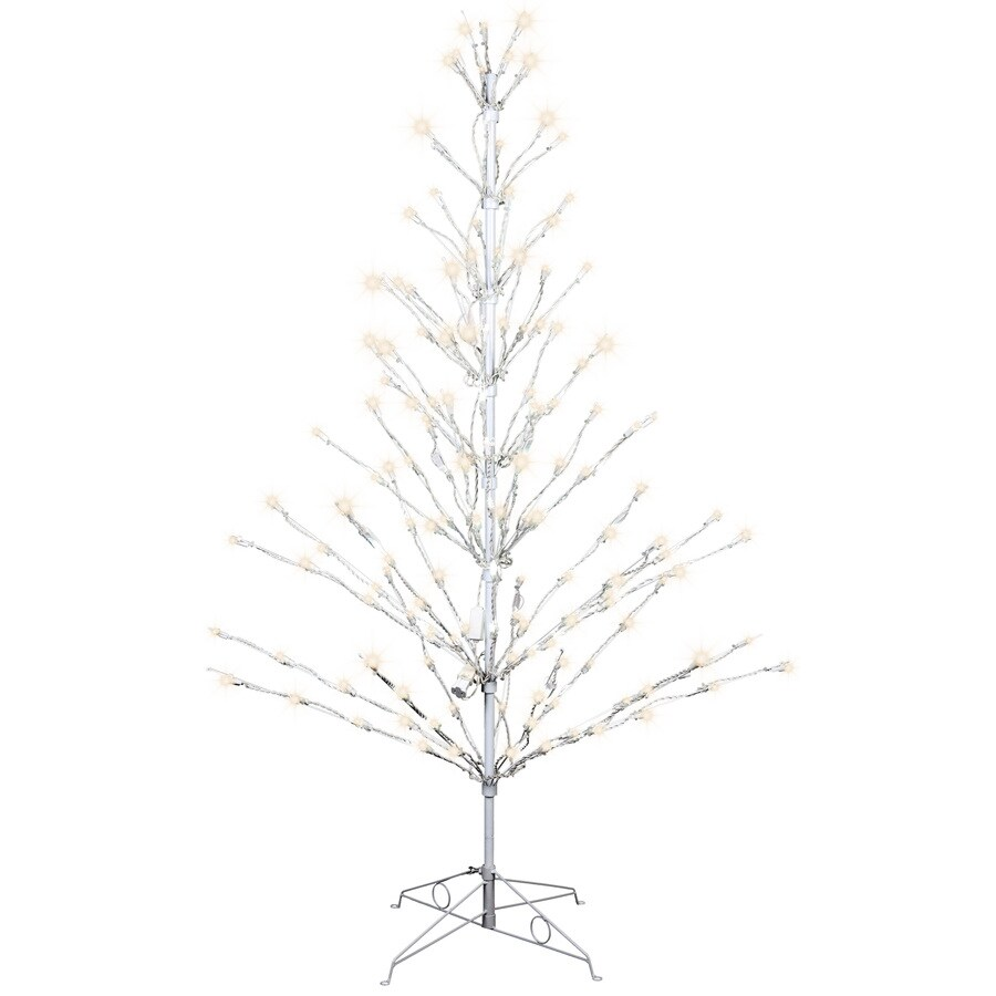 Disney Pre-Lit Tree Sculpture Multi-Function White Led Lights