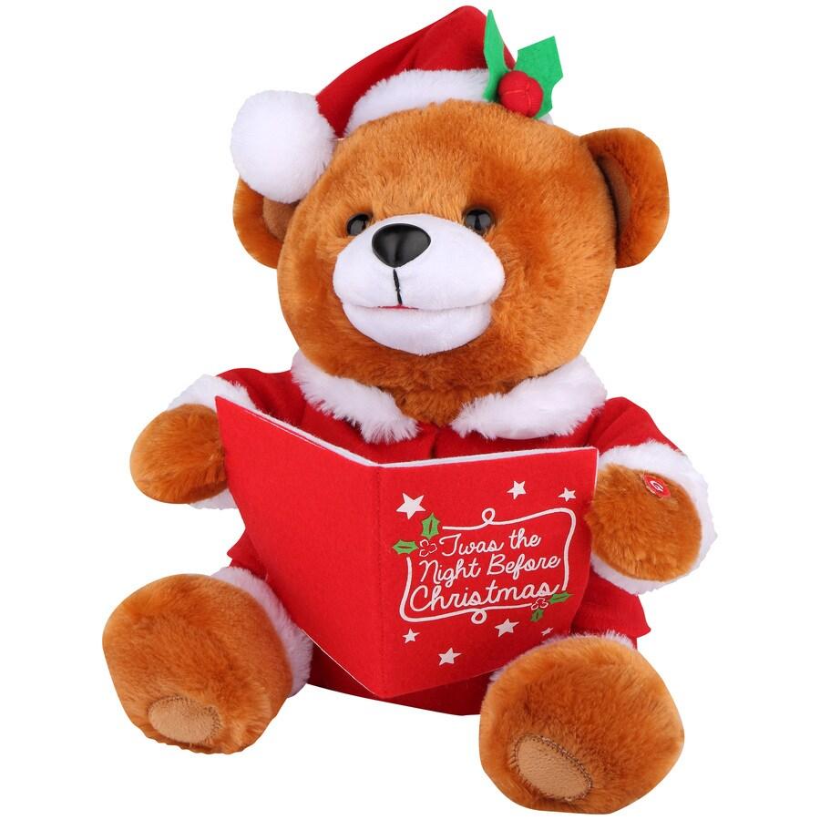 Holiday Living Animatronic Musical Bear