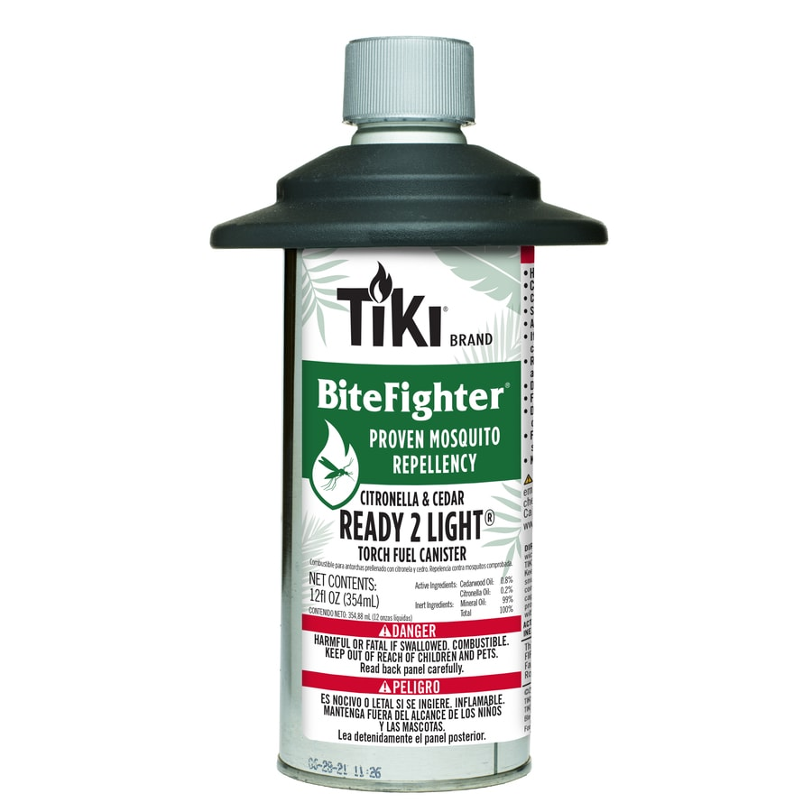 TIKI 12-fl oz Ready 2 Light Bitefighter Torch Fuel