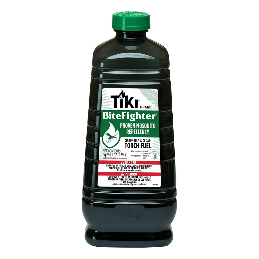 TIKI 64-fl oz Bitefighter Easy Pour Torch Fuel