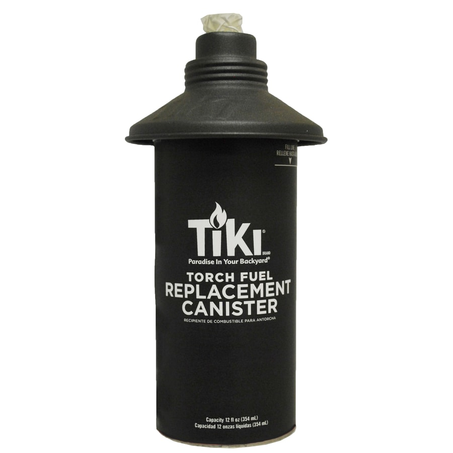 TIKI 12 fl oz Replacement Canister Torch Fuel