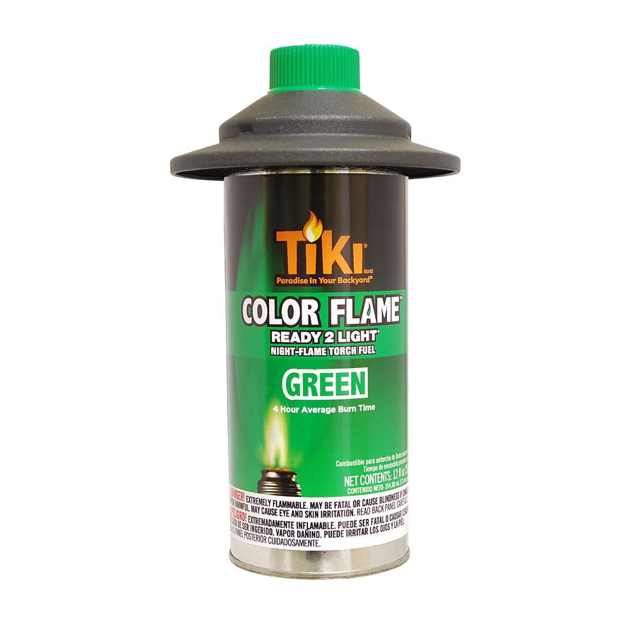 TIKI 12-oz Green Citronella Torch Refill