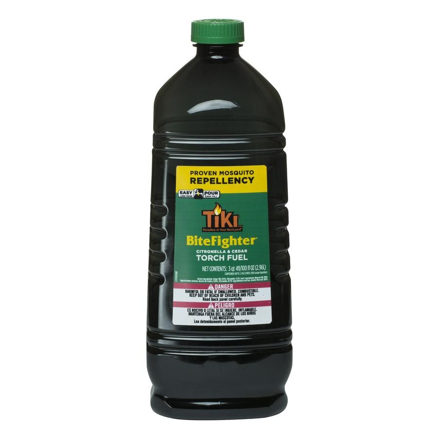 TIKI 100 fl oz Bitefighter Easy Pour Torch Fuel