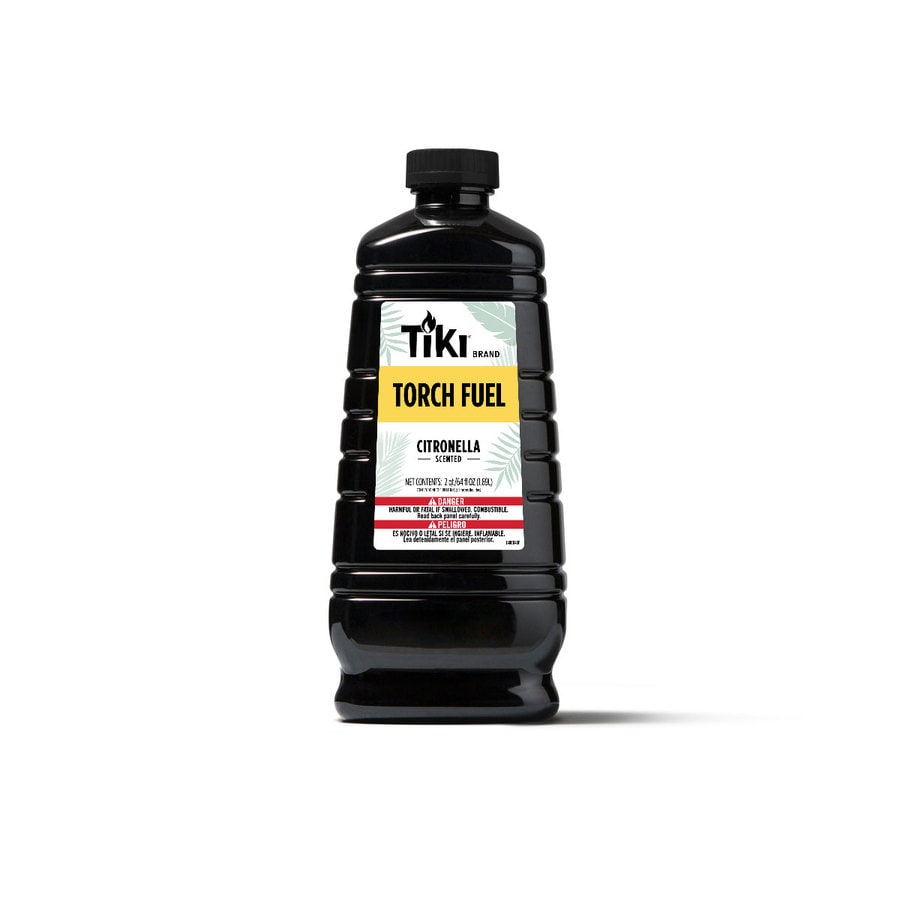 TIKI 64-fl oz Citronella Easy Pour Torch Fuel
