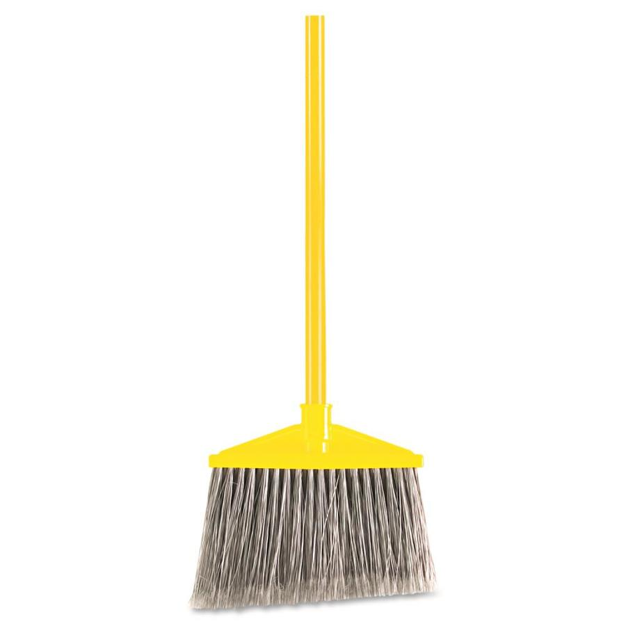 Rubbermaid Commercial Products 10.5-in Poly Fiber Soft Upright Broom