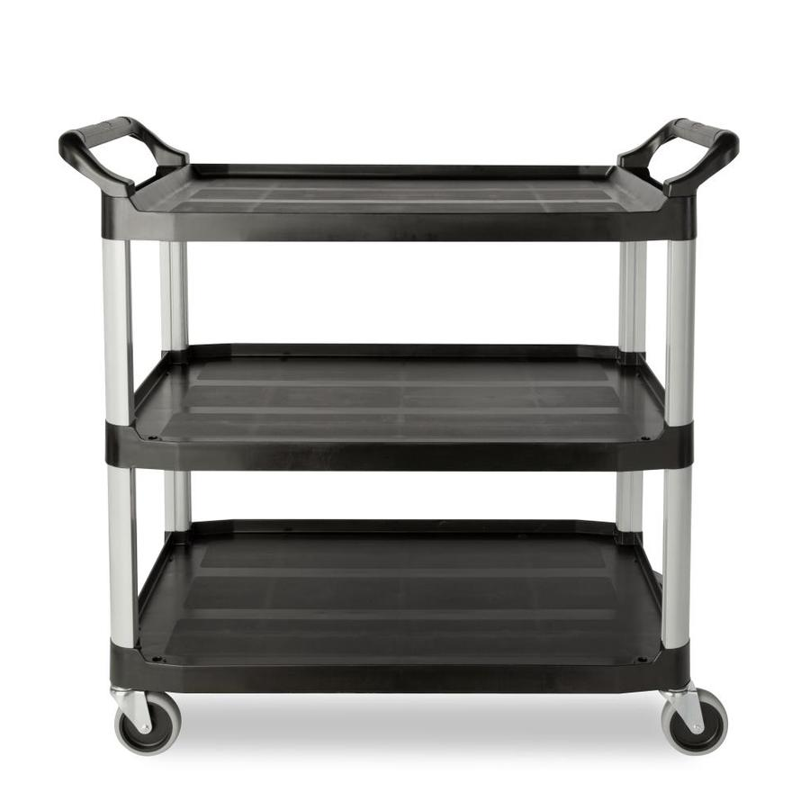 Alera Industrial Kitchen Carts At Lowes Com: Shop Rubbermaid Commercial Products 37.8-in 0-Drawer