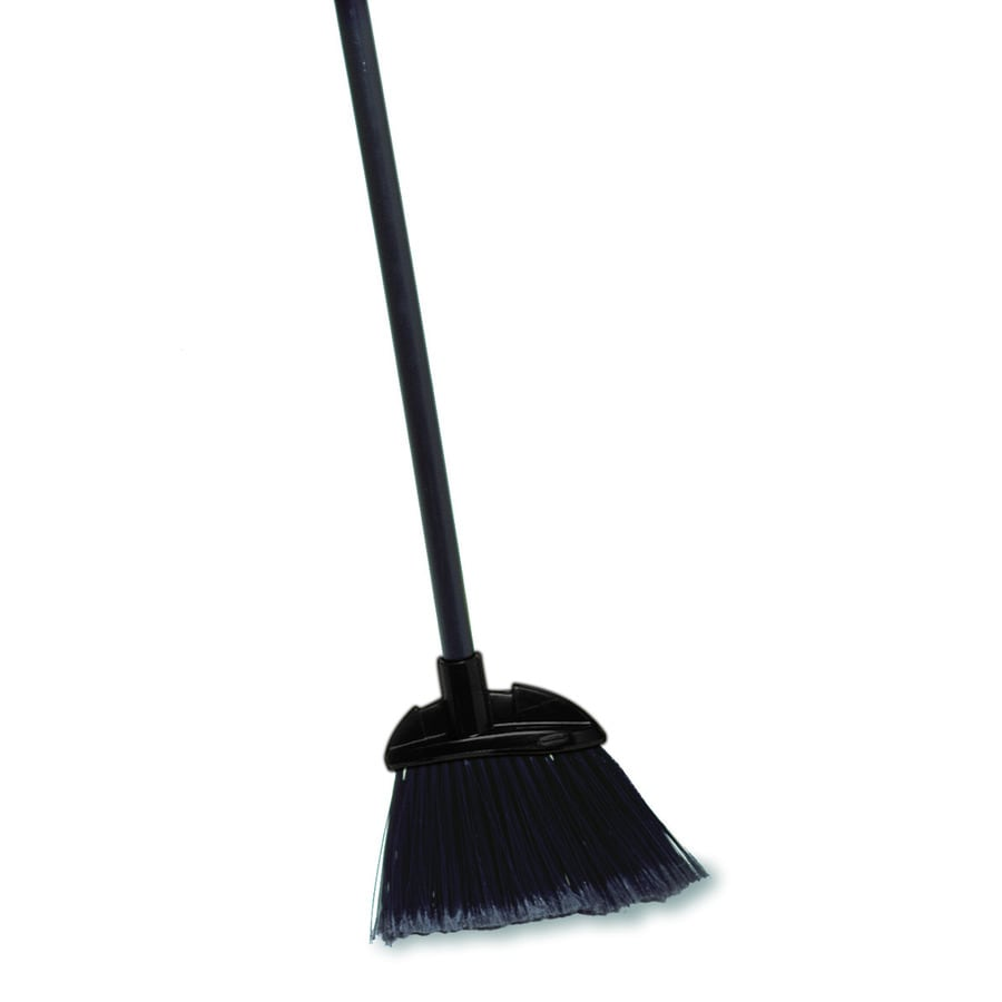 Rubbermaid Commercial Products 7.5-in Poly Fiber Soft Upright Broom