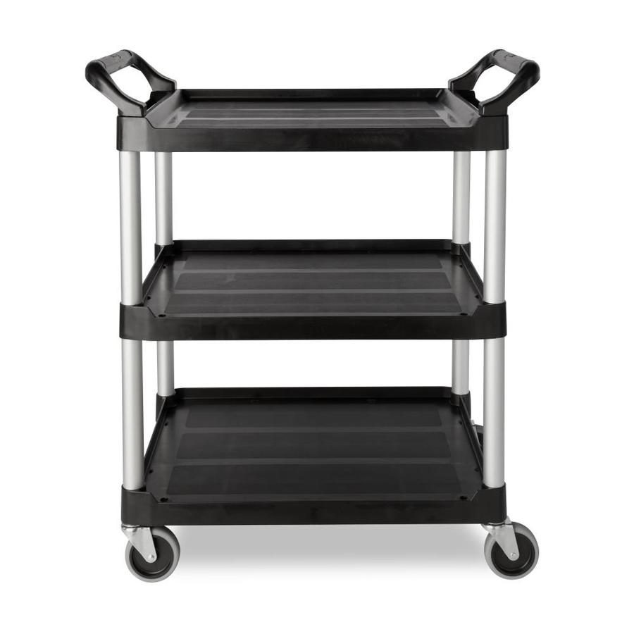 Alera Industrial Kitchen Carts At Lowes Com: Shop Rubbermaid Commercial Products 37.75-in Utility Cart