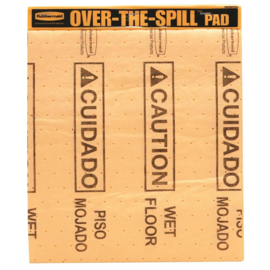Rubbermaid Commercial Products Over-the-Spill Pad Tablet with Spill Pads