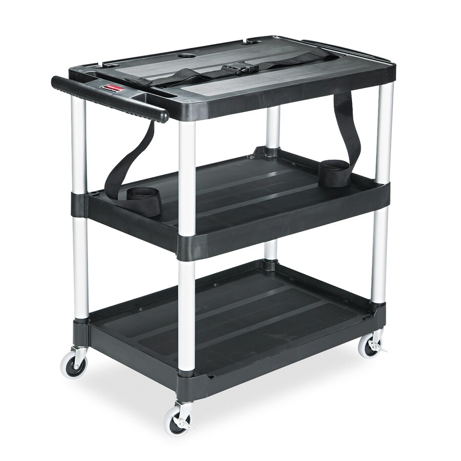 Rubbermaid Commercial Products 32.12-in Utility Cart