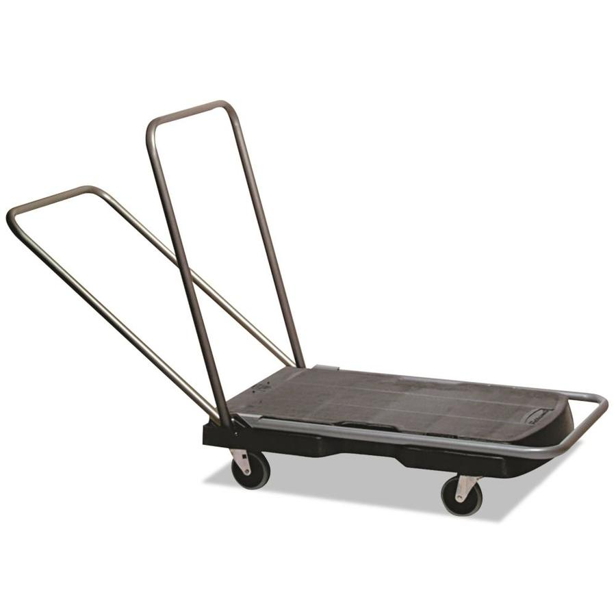 Rubbermaid Commercial Products 32.5-in Utility Cart