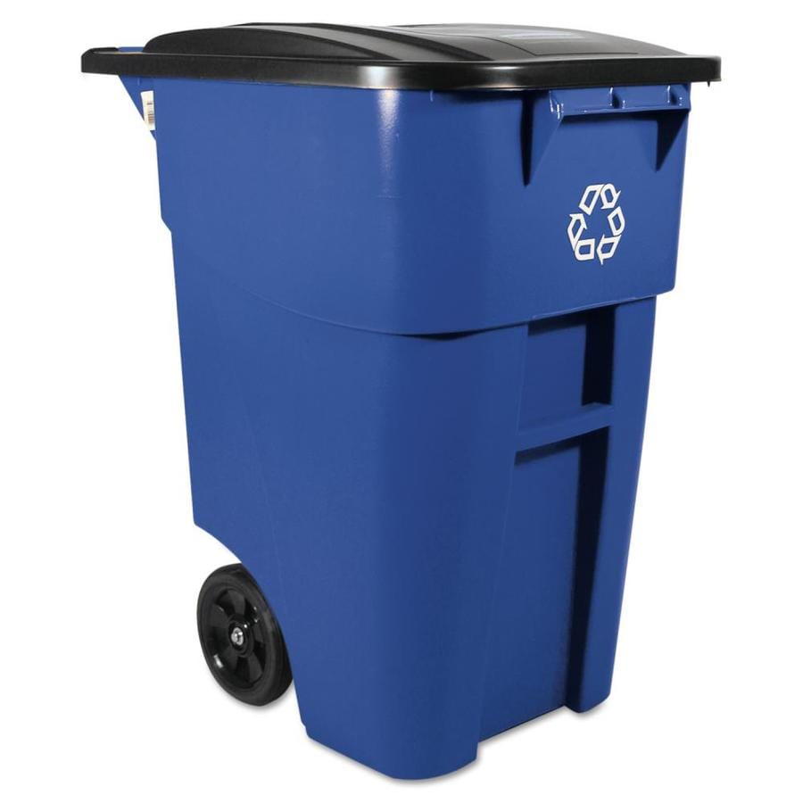 Rubbermaid Commercial Products Brute 50 Gallon Blue