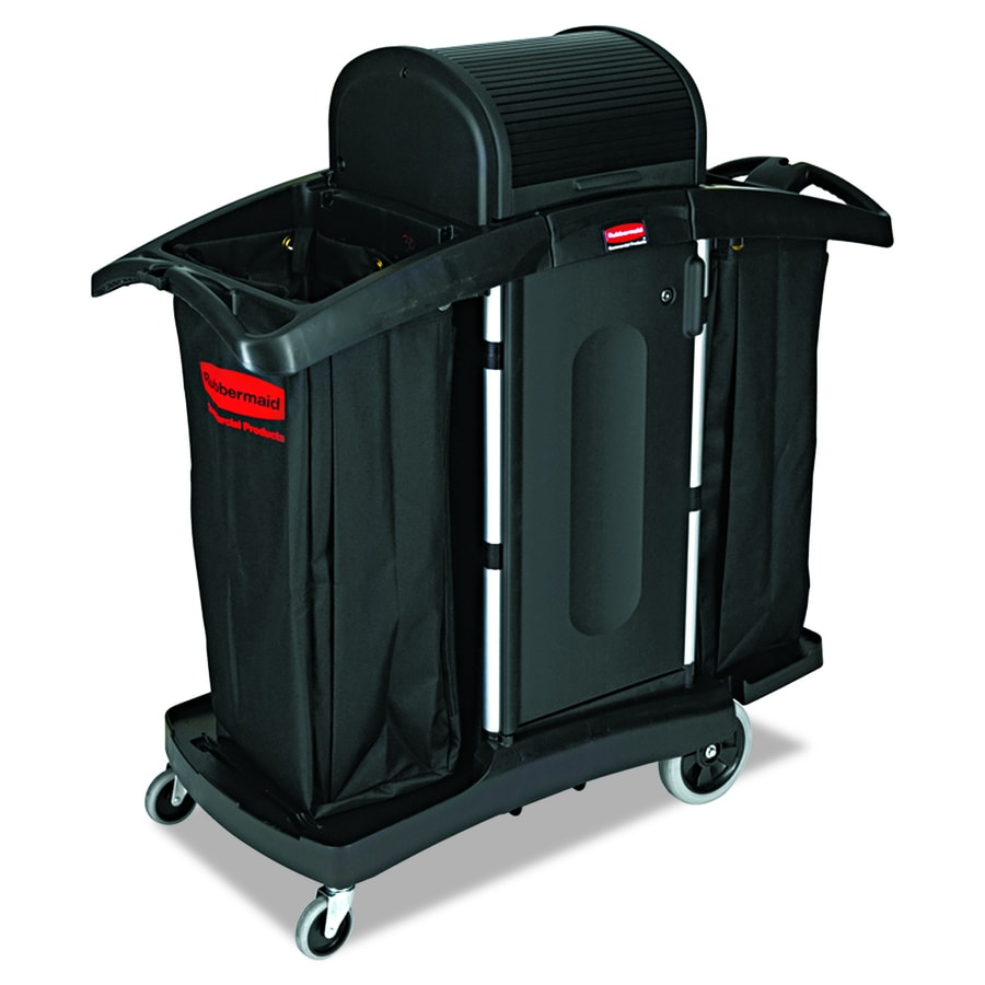 Rubbermaid Commercial Products 53.5-in Utility Cart