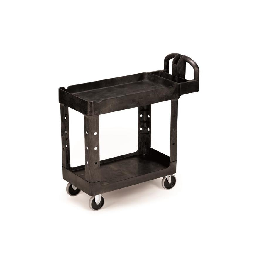 Rubbermaid Commercial Products 38.87-in Utility Cart