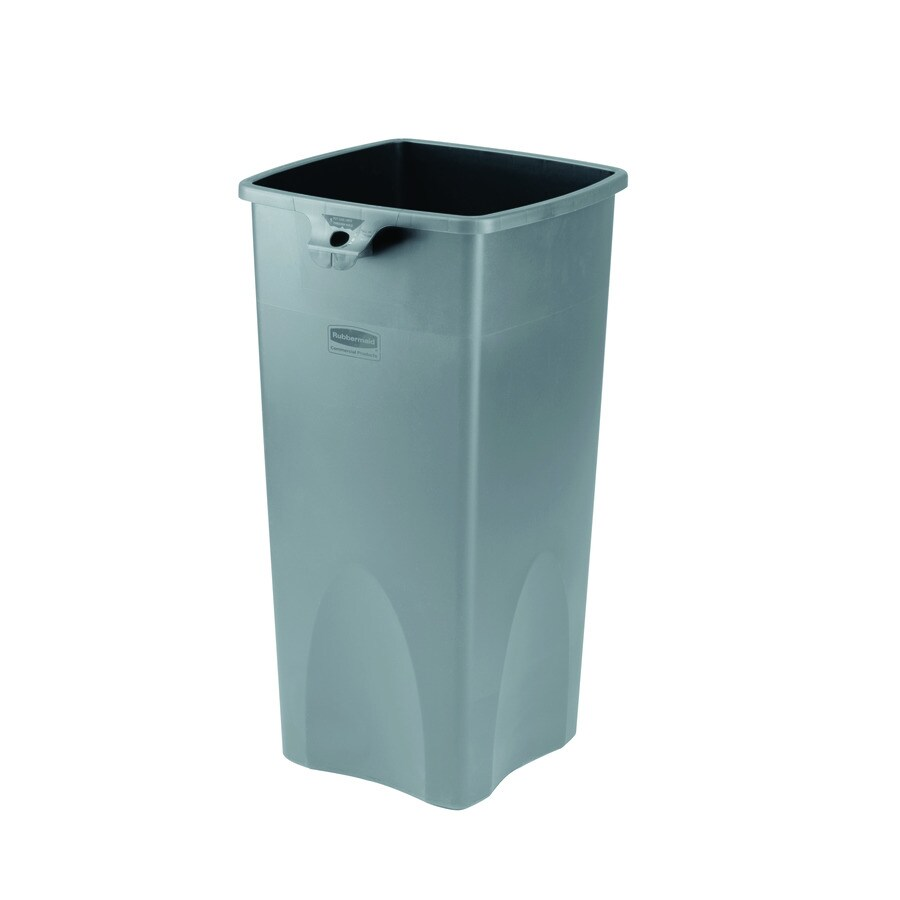 Rubbermaid Commercial Products Untouchable 23 Gallon Gray