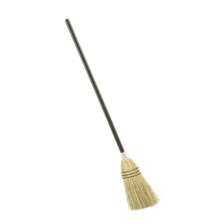 Rubbermaid Commercial Products 7.5-in Corn Stiff Upright Broom