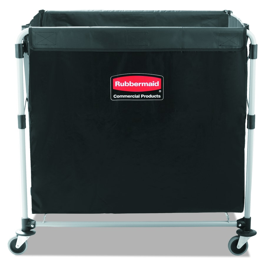 Rubbermaid Commercial Products 34.6-in 0-Drawer Utility Cart