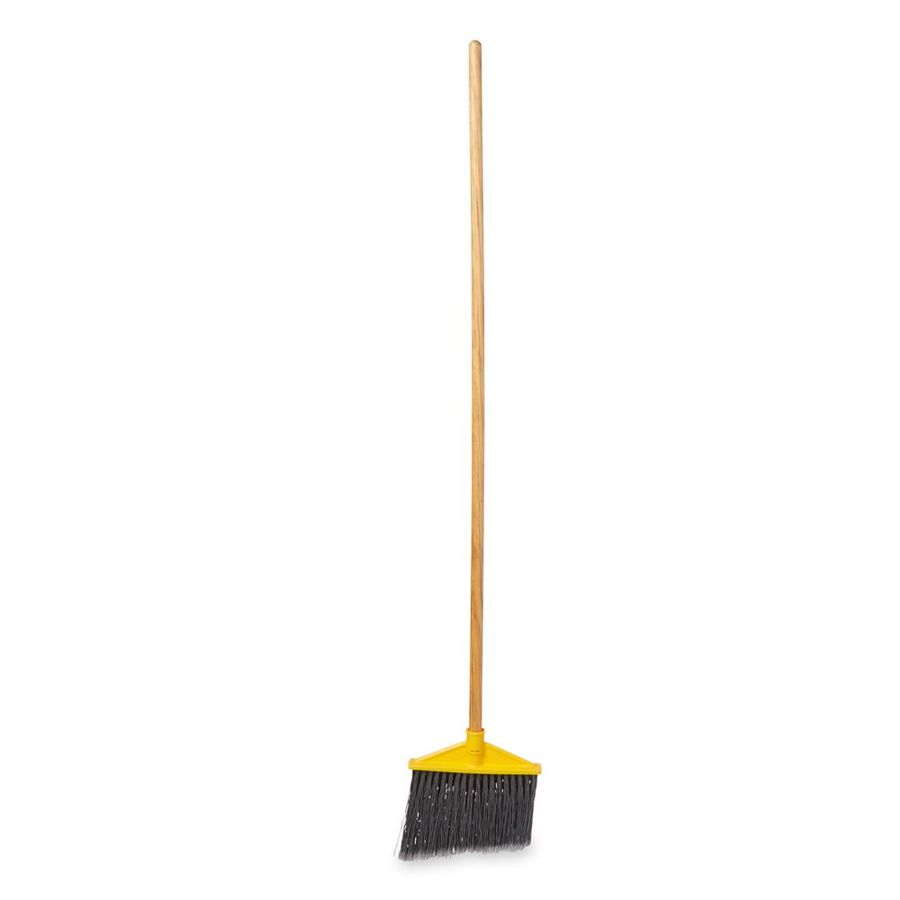 Rubbermaid Commercial Products 10-in Poly Fiber Soft Upright Broom