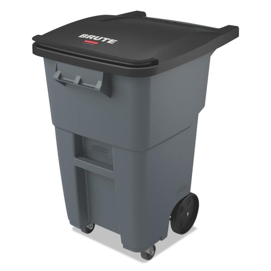 Rubbermaid Commercial Products Brute 50 Gallon Gray