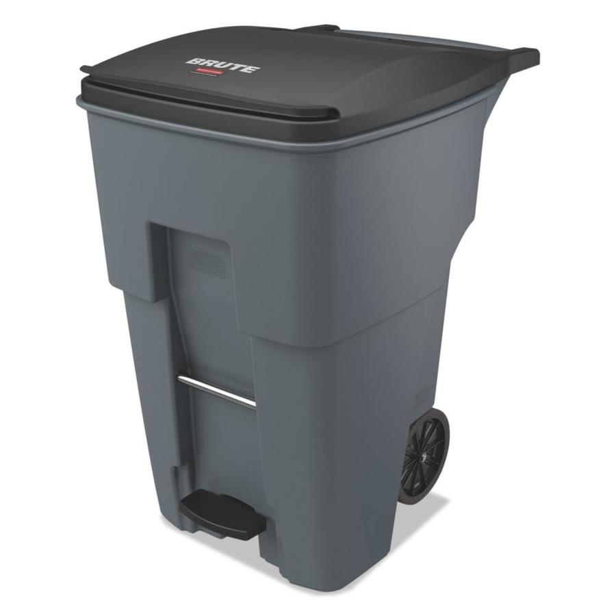 Rubbermaid Commercial Products Brute 95 Gallon Gray