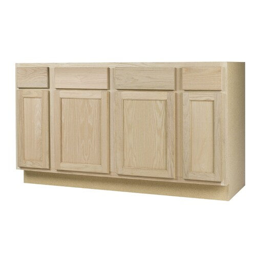Continental Cabinets 60-in W x 34.5-in H x 24-in D ...