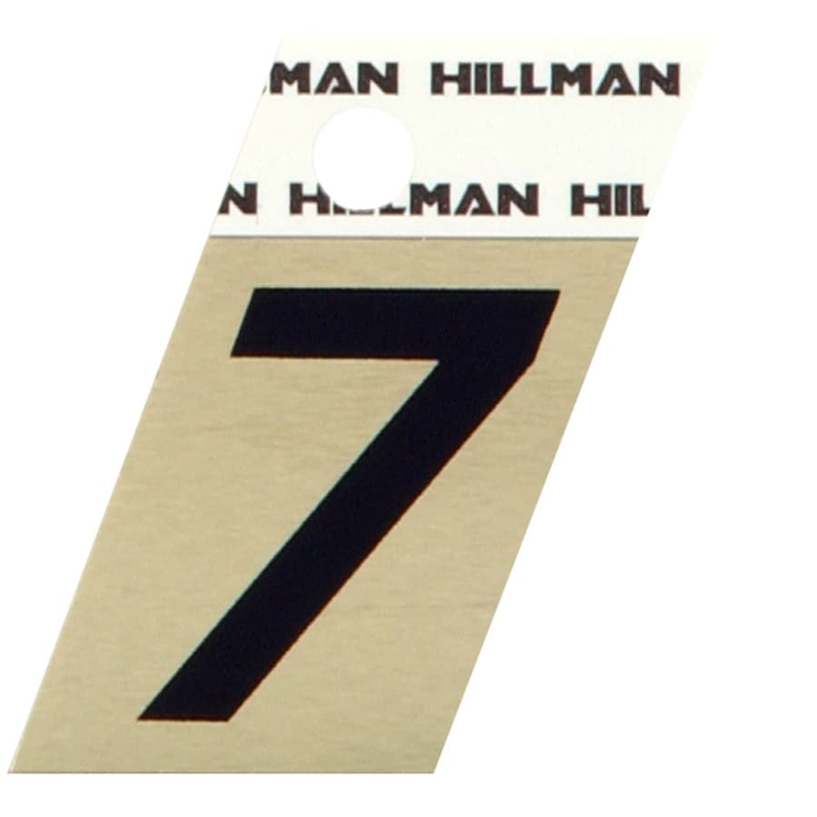 Hillman 1.5-in House Number
