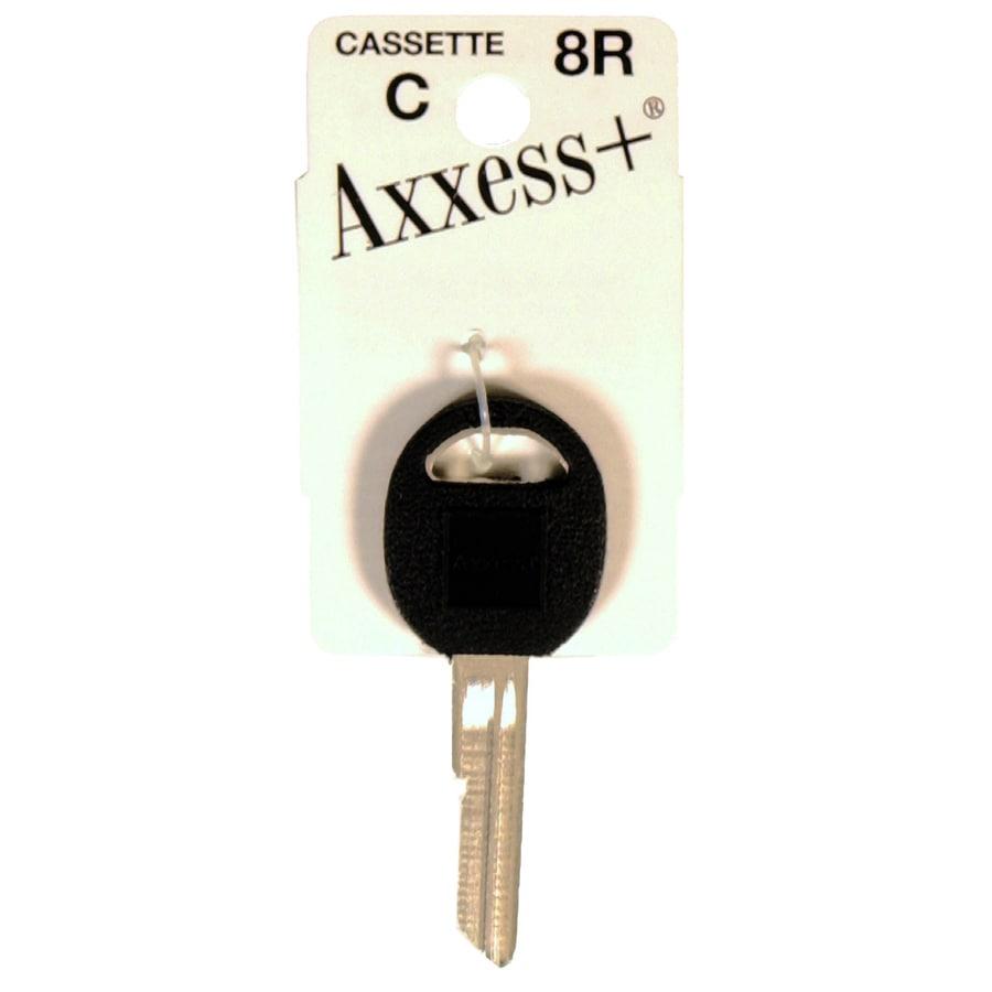 Hillman Brass Automotive Key Blank