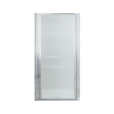 Sterling Finesse 30 5 In To 33 5 In W Framed Hinged Silver