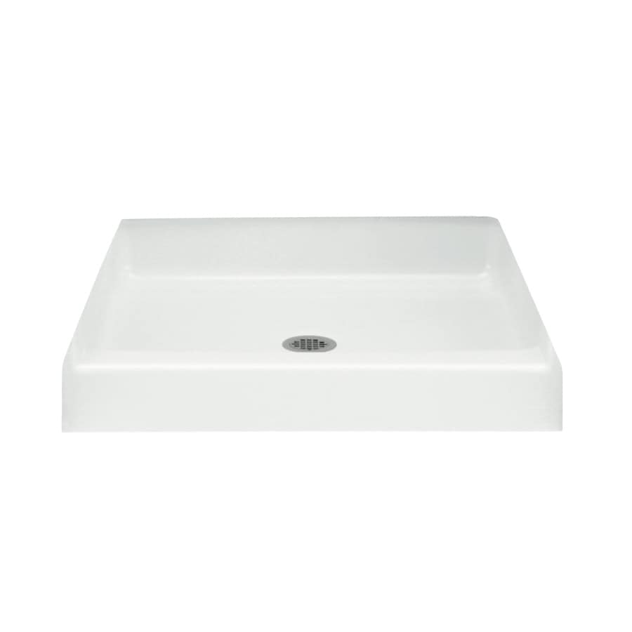 Sterling Vikrell Shower Base (Common: 34-in W x 36-in L; Actual: 34-in W x 36-in L)